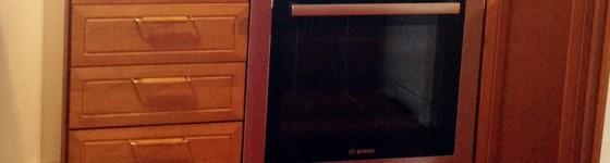 Kuhinja stednjak Iva
